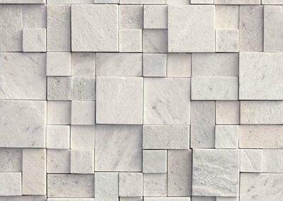 Mosaico São Thomé Branco