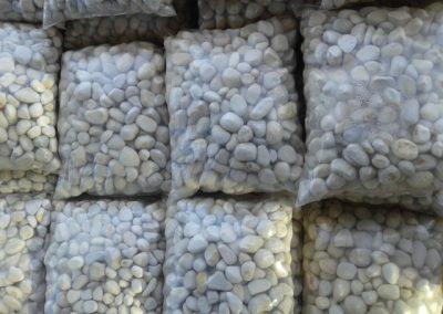 Pedra Rolada Branca