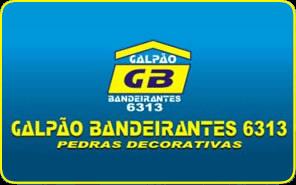 Galpão Bandeirantes - Pedras Decorativas em Jacarepaguá